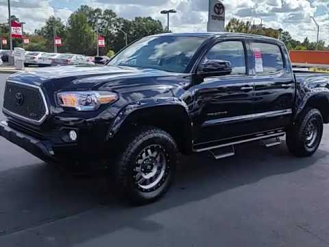 Toyota Tacoma Xsp >> 2017 Toyota Tacoma Xsp Preview By Alan