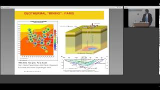 Geological aspects of renewable energy