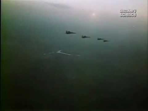 Russian Jets Chase UFO over Moscow - March 21, 1990