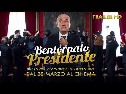 Bentornato Presidente (2019): la commedia a ca...- a istinto! 1