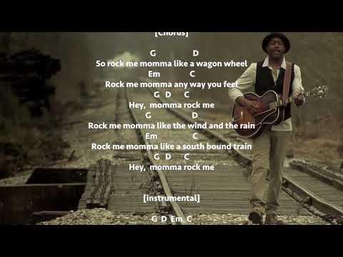 668 Mb Free Wagon Wheel Chords And Lyrics Darius Rucker Mp3