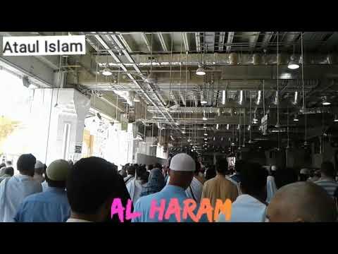 7 Seven Round Tawaf AL Kabah From Grand Floor AL Haram Mecca, Saudi Arabia