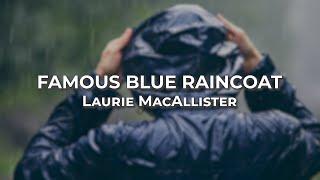 Famous Blue Raincoat · Laurie MacAllister (Vocal Remover Karaoke)