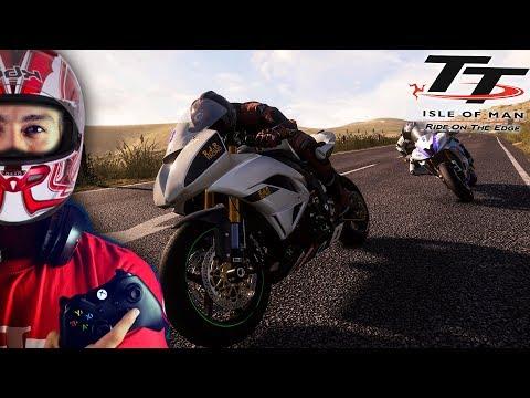 Η ΤΑΧΥΤΗΤΑ ΣΚΟΤΩΝΕΙ !!! | TT Isle of Man: Ride on the Edge #2