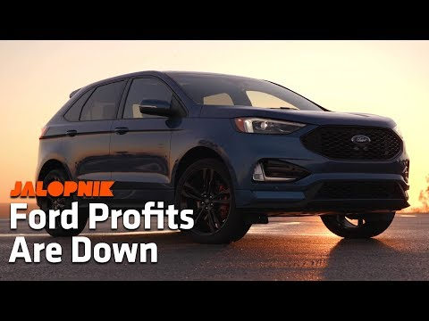 Ford Is Having Trouble with This Whole 'Profit' Thing | The Big Story