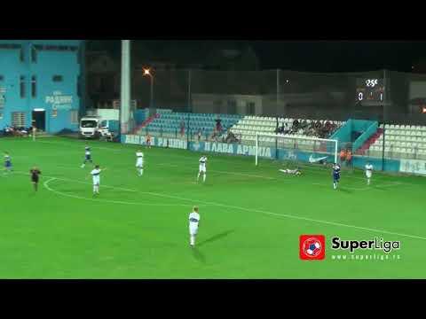 Super liga 2017/18: 6.Kolo: RADNIK – ZEMUN 0:1 (0:1)