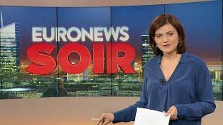Euronews Soir : l'actualité du mardi 23 avril