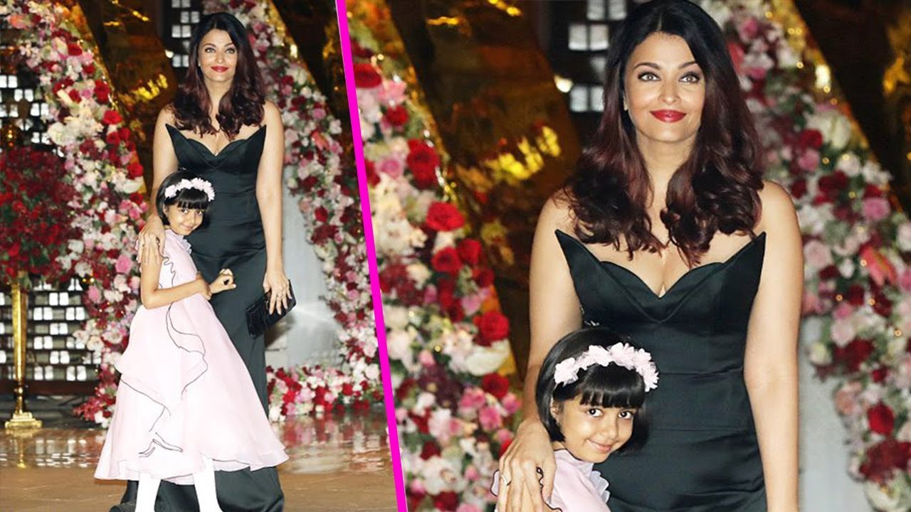 Aishwarya Rai Hot At Akash Ambani Engagement GRAND PARTY Full Video