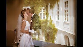 Трогательная Свадьба в Праге: Клементинум. Классическая свадьба за границей