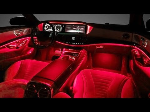 2017 Mercedes S-Class - INTERIOR