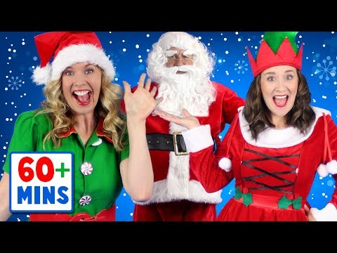 12 Days of Christmas and More Kids Songs! | Kids Songs and Nursery Rhymes