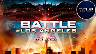 Battle Of Los Angeles | Full Action Sci-Fi Movie