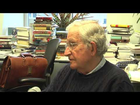 Industrial Worker (IWW Newspaper) interviews Noam Chomsky (1/4)