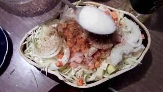 Как Приготовить Овощное Рагу в Утятнице. Рецепт с Кабачками и Капустой