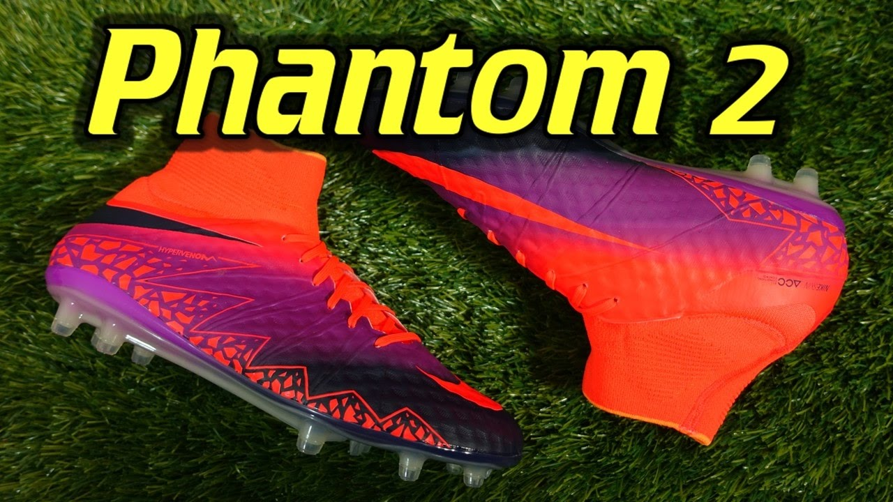super popular 1dc88 28b6d Nike Hypervenom Phantom 2 (Floodlights Pack) - Review + On Feet ...