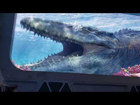 Jurassic World The Ride Universal Studios Hollywood REAL POV- 2019
