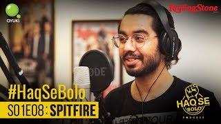 Haq Se Bolo Podcast   S01E08   Spitfire   Nirmika Singh   Haq Se Hip-Hop