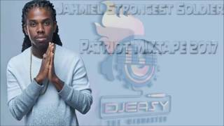 Download Jahmiel Strongest Soldier Patriot Mixtape 2017 Mix By Djeasy MP3 song and Music Video