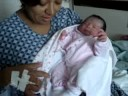 Natalia Aguilera recien nacida (2)