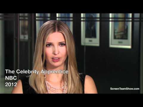 Ivanka Trump HD Interview - The Celebrity Apprentive Season 5