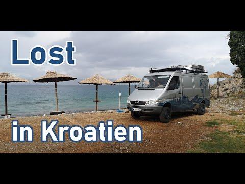 Einsam in Kroatien - Meer, Bären und Corona