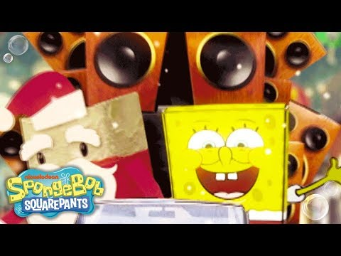 It's A SpongeBob Christmas |