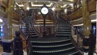MS Queen Victoria, luxury liner, Cunard Line