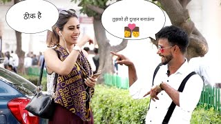 Love At First Sight Prank On Cute Girls|| Luchcha Veer