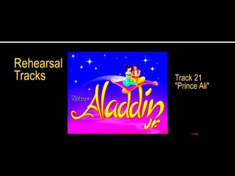 Aladdin Jr Prince Ali
