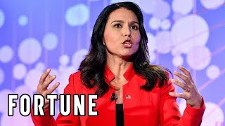 Tulsi Gabbard On Hilary Clinton And Her Case For The Presidency