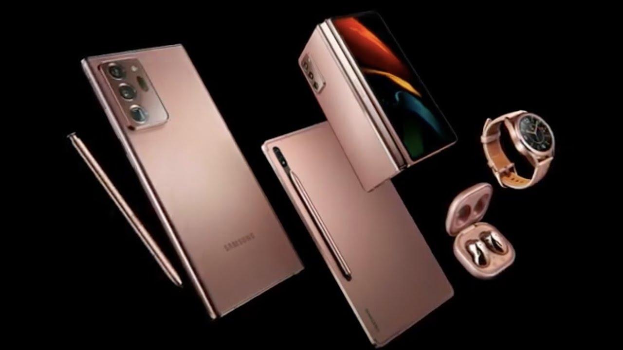 Despre Noile modele Samsung - Note20/20Ultra/Watch3/ZFlip2/TabS7/S7+