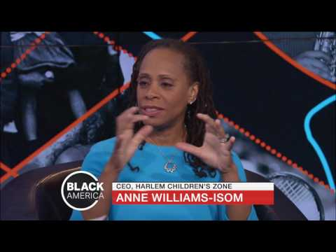Black America Special: Harlem Children's Zone with Anne Williams-Isom