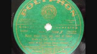 Kai Julian - Kom med mig, jeg ved et sted - 1931
