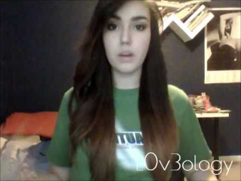 How To Ombre Dip Dye Dyed Black Hair Youtube