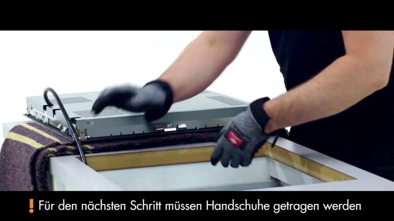 Progress Montage Kochfeld I Erhaltlich Bei Moebelplus Youtube