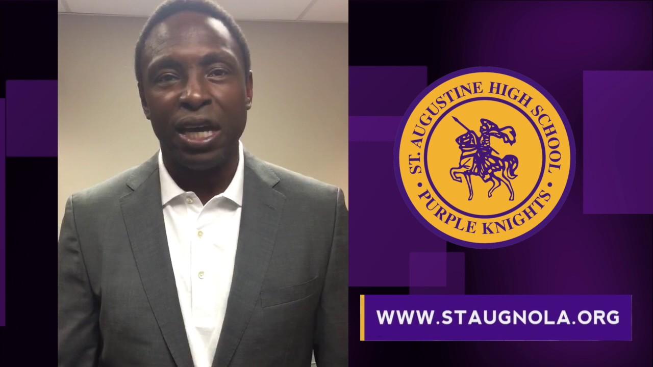 Give Purple Day Avery Johnson