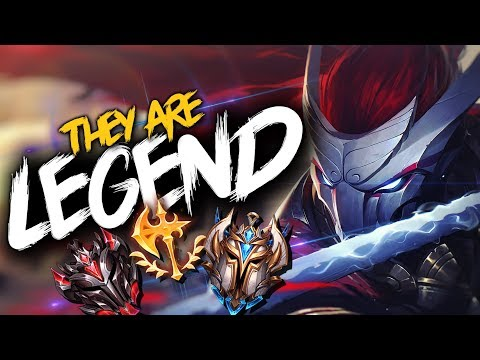 THEY WROTE HISTORY WITH YASUO! | League of Legends thumbnail