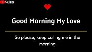 Good Morning My Love: Sweet Love Message screenshot 3