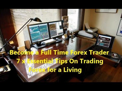 Trading forex full time