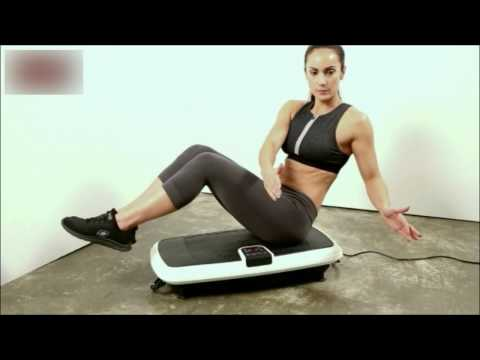3D Massage Vibration Exercise Machine