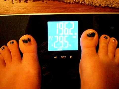 The EatSmart Precision GetFit scale review from bassgiraffe's Thoughts