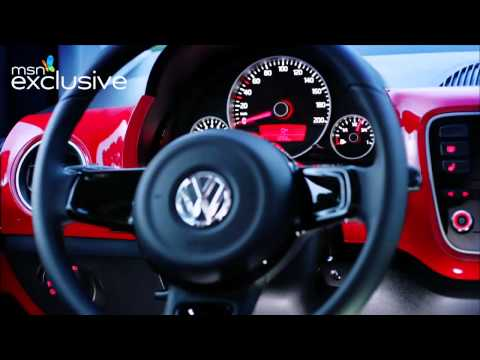 Volkswagen Up! MSN Cars test drive