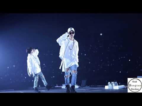 BTS/防彈/방탄 朴智旻的Rap進化史 ft泰泰的cypher
