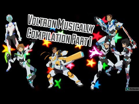 Voltron Cosplay Musically Compilation