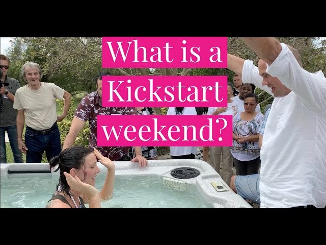 What is a Kickstart Weekend? - It is time to kickstart the whole church. Torben Søndergaard