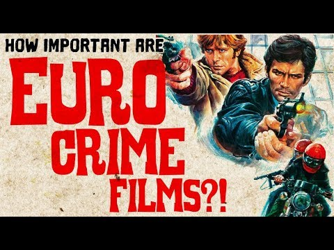 The Cine-Masochist: How Important Are EURO CRIME FILMS?!