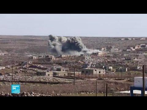 الجيش السوري على بعد مئات الأمتار من معرة النعمان ثاني أكبر مدن محافظة إدلب  - نشر قبل 8 دقيقة
