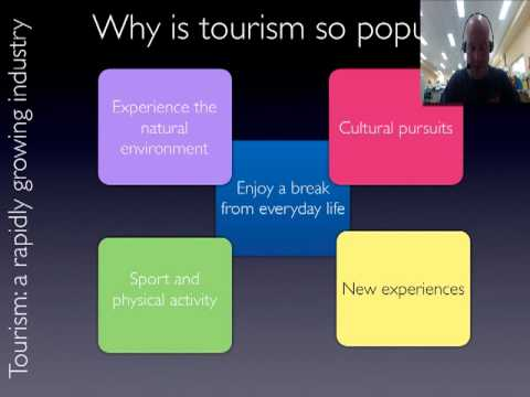 Lesson1- Tourism: a growth industry