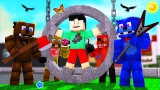 Minecraft FNAF ESCAPE THE EVIL GRANNY ANIMATRONICS