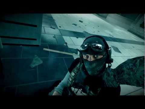 Battlefield 3 Knife Slow Motion (Original)